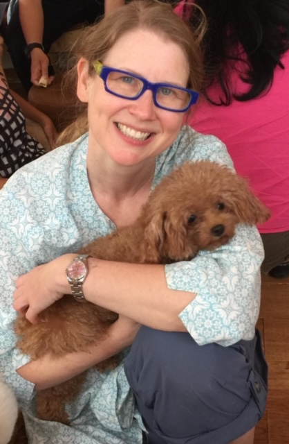 Volunteering at Animal Shelter