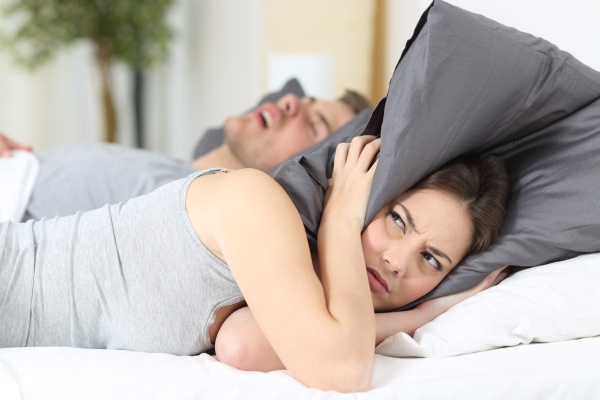 Possible Causes And Risk Factors For Disruptive Snoring